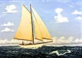 Sailing Ship - SOLD