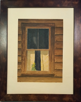Old Window - NFS