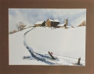 Winter Barns - SOLD