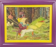 imp & frog